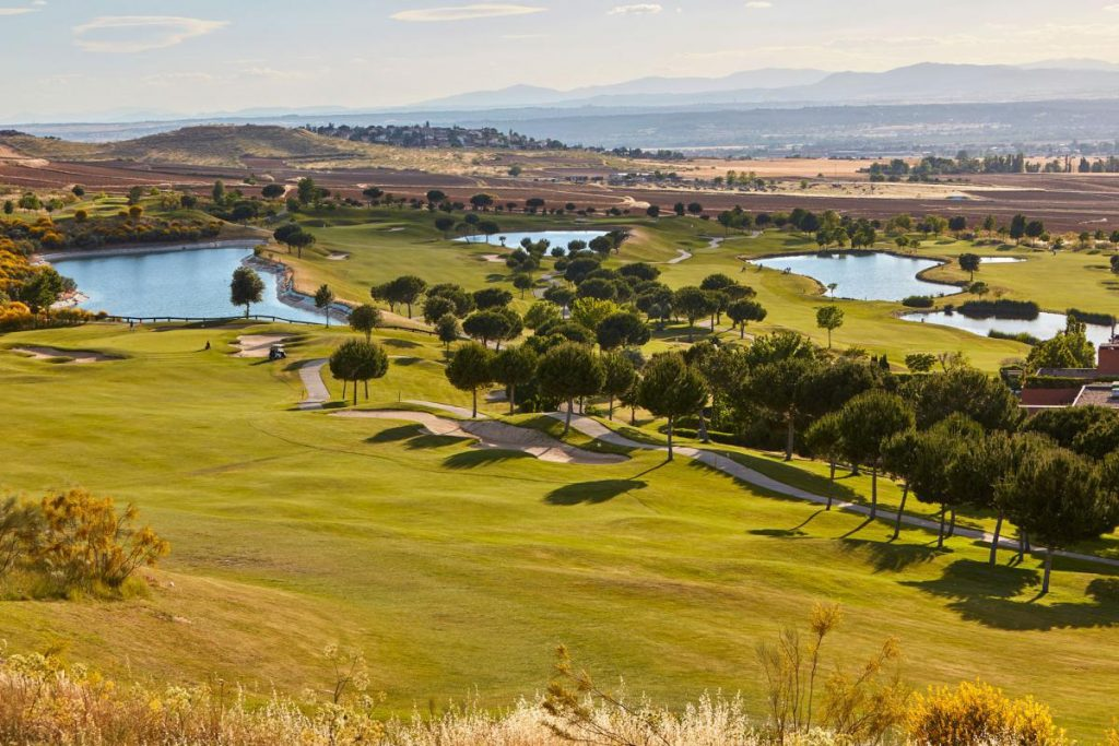 Casa golf
