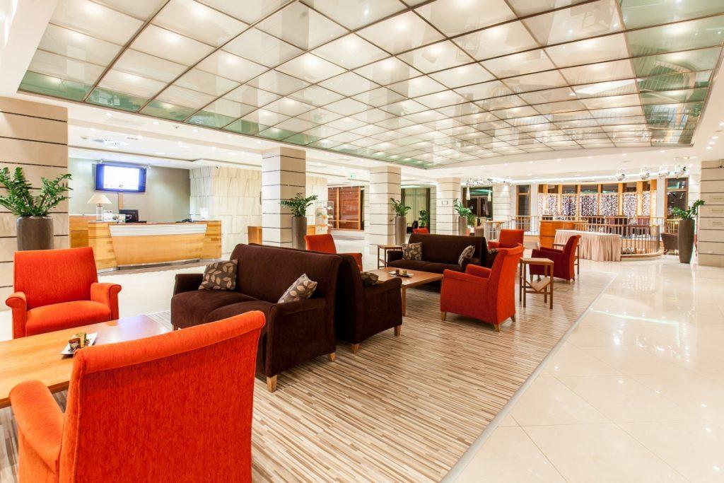 greenfield lobby