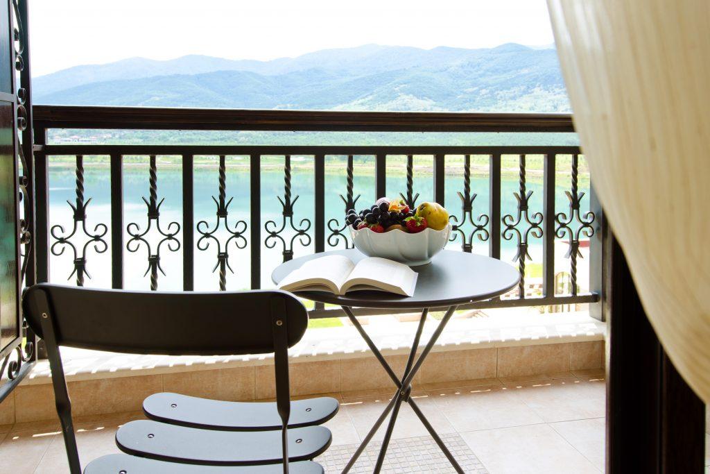 hotel pravets balcony