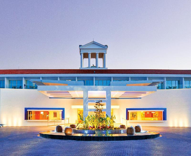 Entrance Paphos