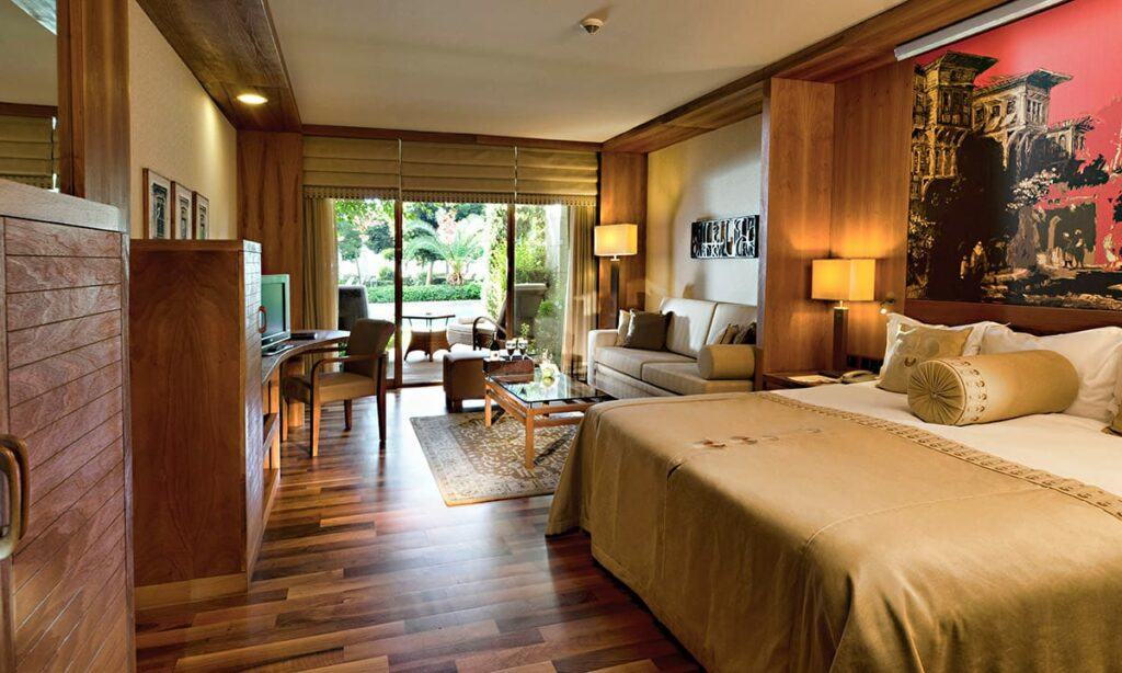serenity resort bedroom